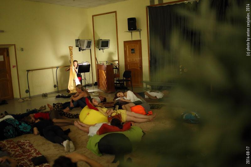 Сон под классическую музыку_Оперный экстрим 2014