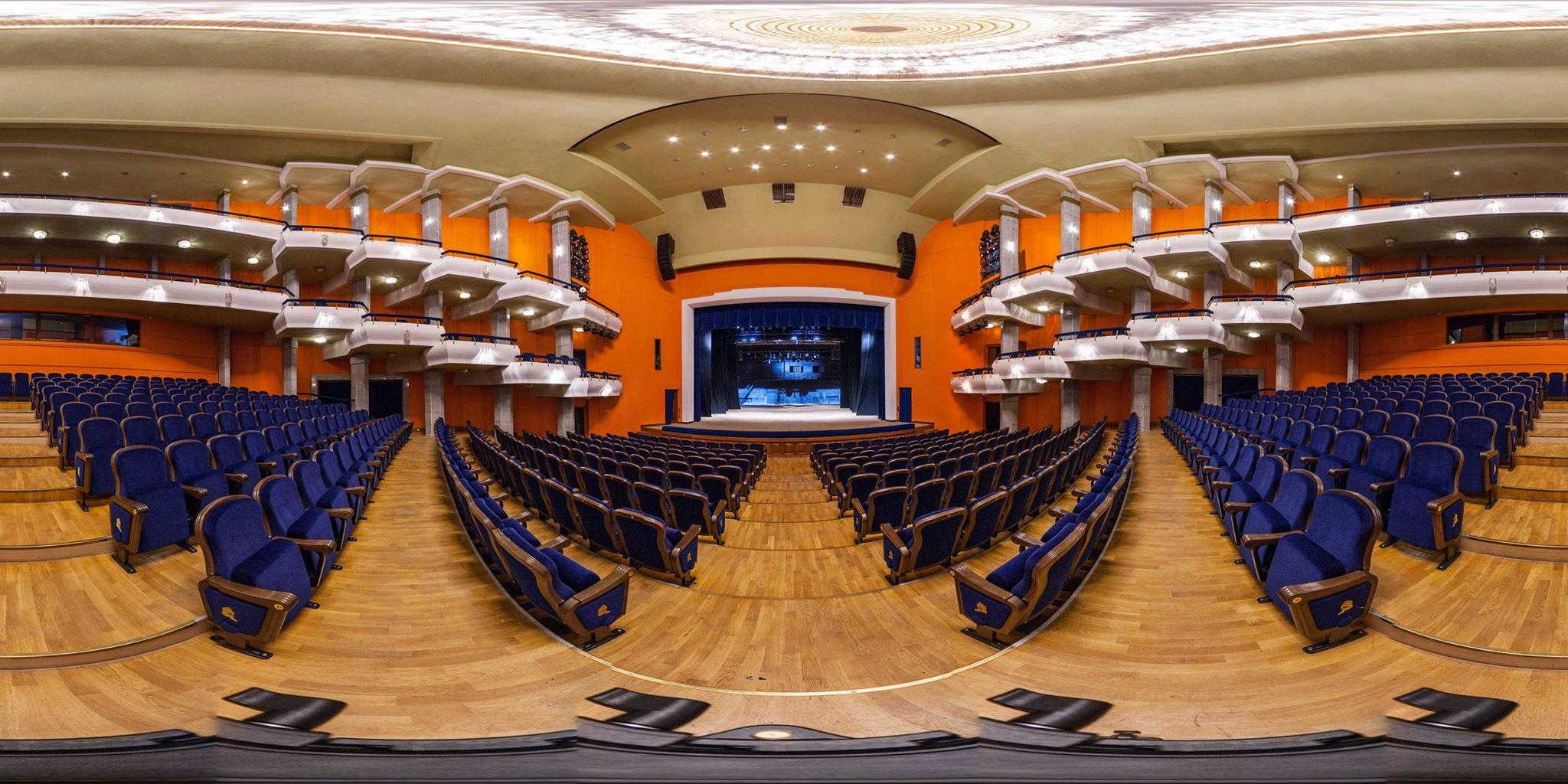 griboedov theatre - grand hall